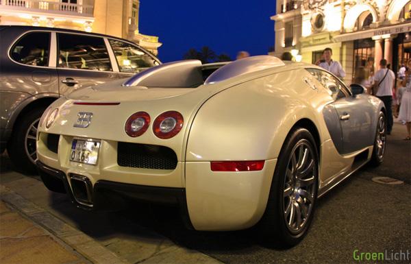 Gespot: Bugatti Veyron 16.4 - Monaco