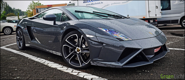 Gespot: Lamborghini New Gallardo LP560-4 2013