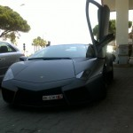 Ubercombo @ St Tropez - Lamborghini Reventon
