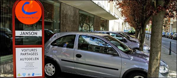 Gastbijdrage: 1 jaar autodelen via Cambio
