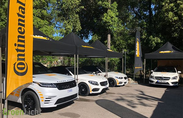 Getest: Continental Black Chili Driving Experience (2019)