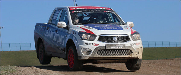 Getest: SsangYong Actyon Sport S RX Cup