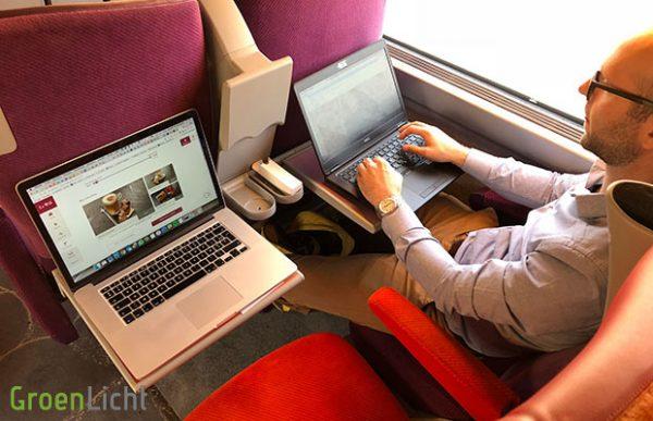 Getest: met NMBS Internationaal naar het Zuiden van Frankrijk - SNCF - TGV Thalys