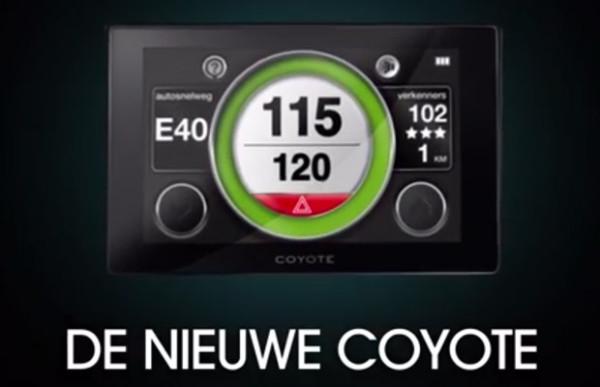 Getest nieuwe Coyote v3 raderverklikker