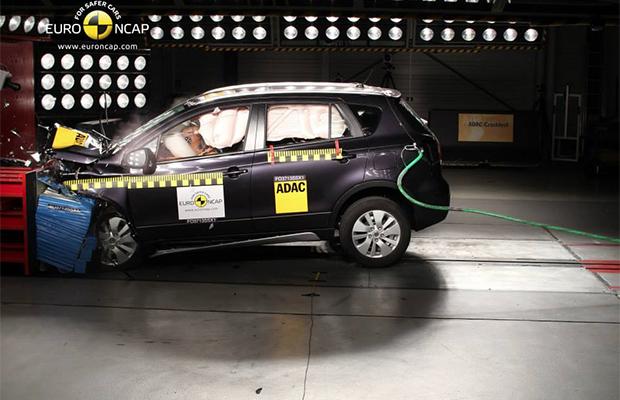 Suzuki Sx Airbag Fix
