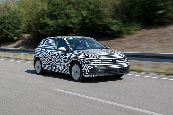 Preview: Volkswagen Golf (2019)