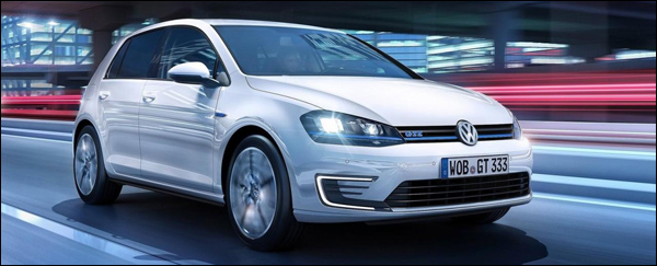 Golf GTE Plug-in hybrid 2014