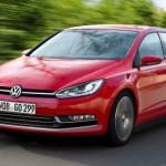 Volkswagen Golf VII Render