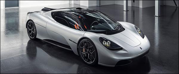Officieel: Gordon Murray Automotive T.50 (2020)