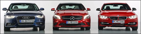Groenlicht-Audi-A4-BMW-3-Reeks-Mercedes-CLA