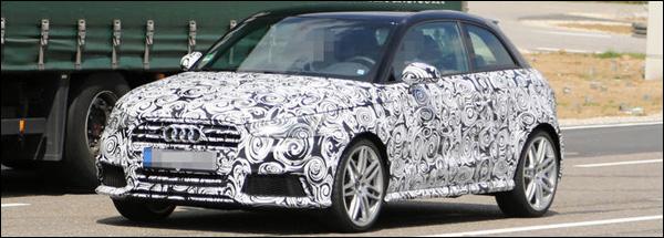 Groenlicht Audi S1
