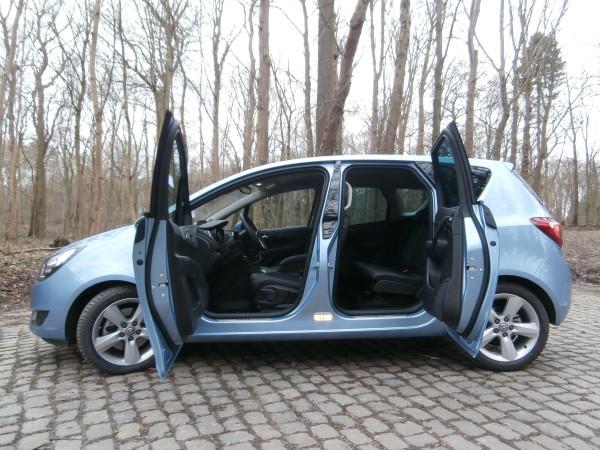 Opel Meriva 1.4 120cv GPL - Forum di Quattroruote