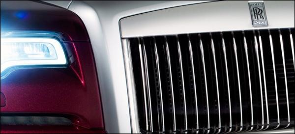 Groenlicht Rolls-Royce Ghost Series II