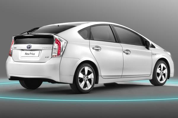Groenlicht Toyota Prius
