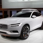 Volvo XC Coupe concept