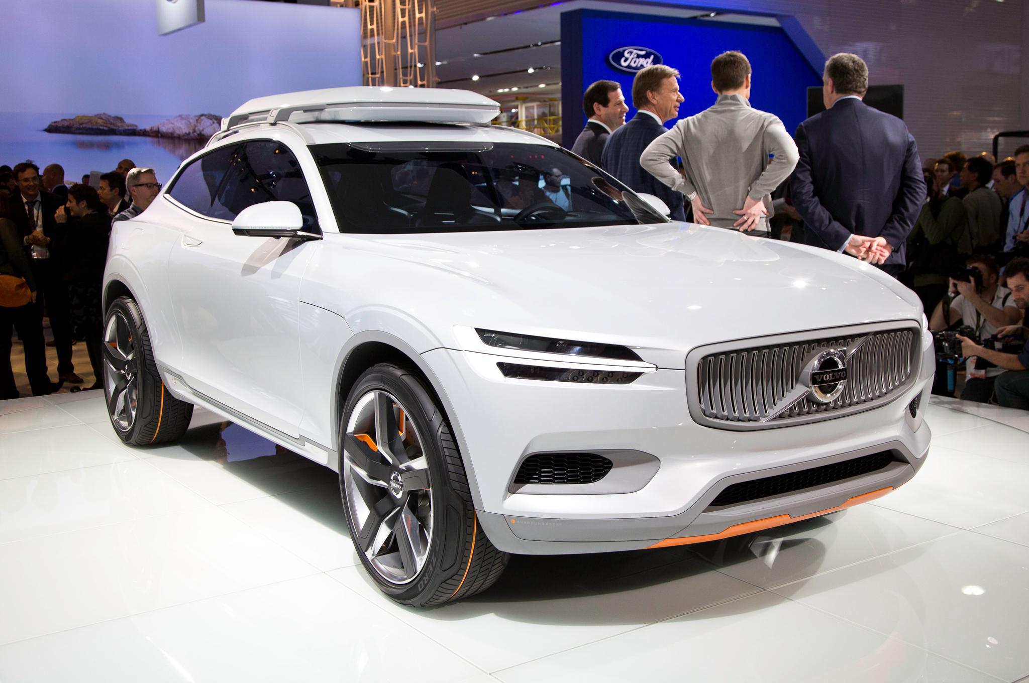 Impressie Nieuwe Volvo Xc90 Groenlicht Be