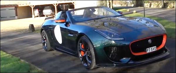 Video: Harry Metcalfe en de Jaguar Project 7