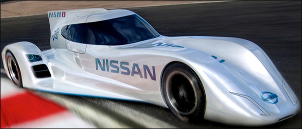 Header Nissan zeod rc