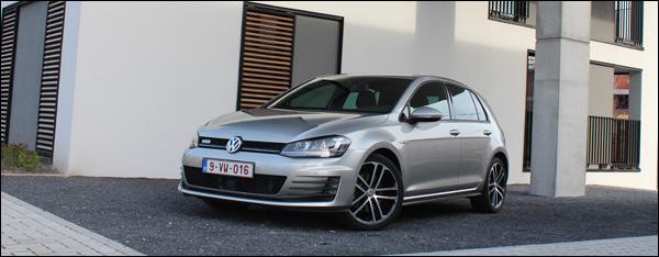 Header - Volkswagen Golf GTD Mk7 - Rijtest