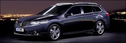Honda Accord Facelift