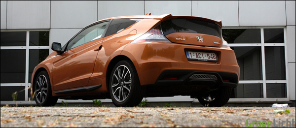 Honda CR-Z & Insight met vervroegd pensioen | GroenLicht.be