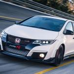 Autosalon Brussel 2016: Honda Line-up - Civic Type R