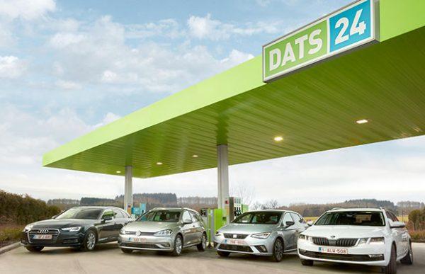 100ste Belgische CNG tankstation staat in Leuven