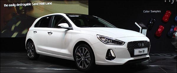 Autosalon Brussel 2017 live: Hyundai (Paleis 6)