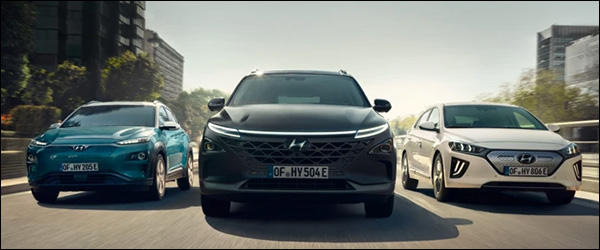 Autosalon Brussel 2020: Hyundai line-up
