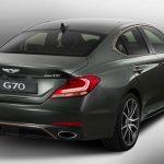 Officieel: Hyundai Genesis G70 (2017)