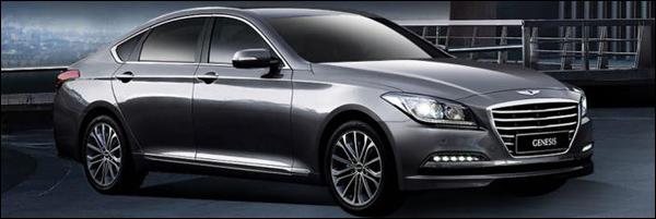 Hyundai Genesis Sedan 2014