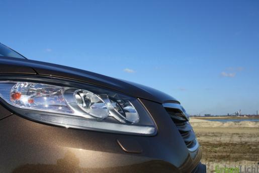 Hyundai Santa Fe rijtest