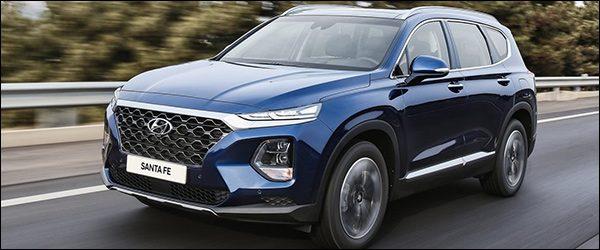 Officieel: Hyundai Santa Fe SUV (2018)