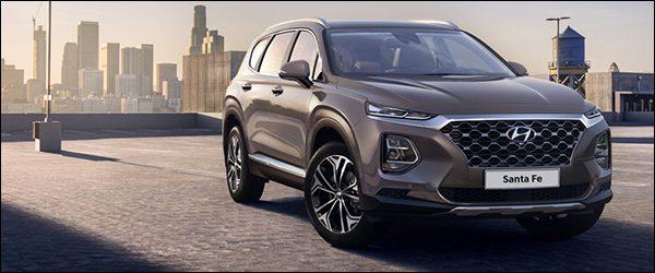 Dit is de nieuwe Hyundai Santa Fe!