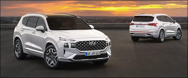 Officieel: Hyundai Santa Fe (2020)