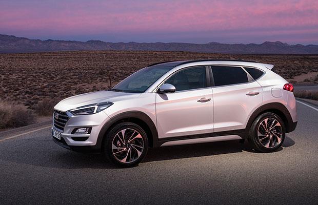Officieel: Hyundai Tucson facelift (2018) | GroenLicht.be
