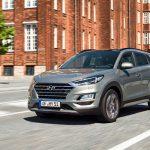 De nieuwe Hyundai Tucson krijgt hybride dieselmotor mee (186 pk)