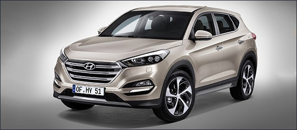 Officieel: Hyundai Tucson [ix35 opvolger]