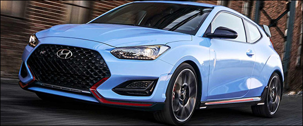 Officieel: Hyundai Veloster N DCT (2020)