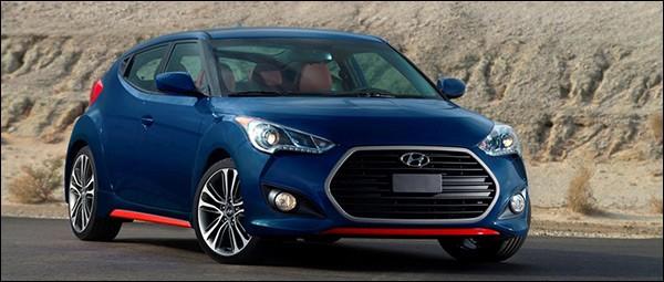 Officieel: Hyundai Veloster Turbo facelift