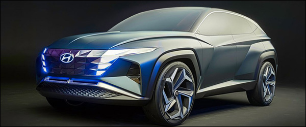 Officieel: Hyundai Vision T Concept (2019)