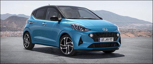 Officieel: Hyundai i10 (2019)