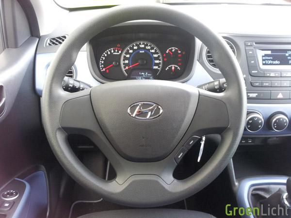 Hyundai i10 - Rijtest 04