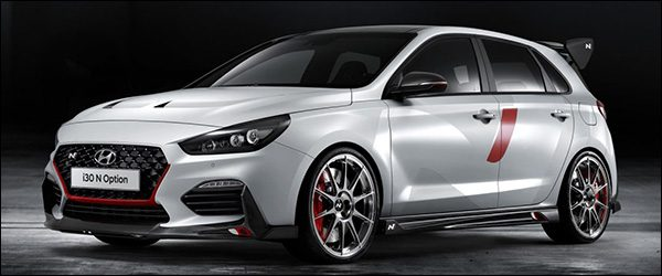 Officieel: Hyundai i30 N Option Concept (2018)