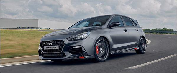 Officieel: Hyundai i30 N Project C (2019)