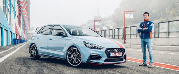 Officieel: Hyundai i30 N Thierry Neuville special edition