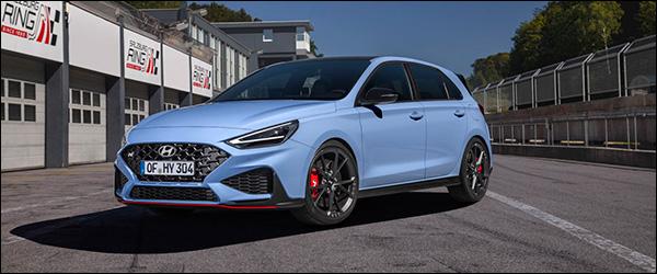 Officieel: Hyundai i30 N facelift (2020)