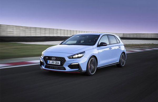 Officieel: Hyundai i30 N i30N hot hatch (2017)
