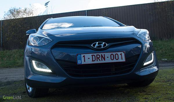 Rijtest Hyundai i30 Wagon 1.6 CRDI