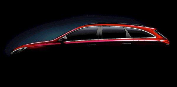 Teaser: Hyundai i30 Wagon (2017)